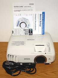 Epson PowerLite Home Cinema 2030 3LCD Video Projector s