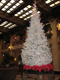Aspirin For Christmas Tree Life by Cheers To Christmas Tree Elegance At The Decadent Davenport Hotel