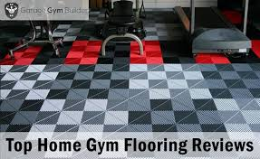 best home gym flooring reviews 2017
