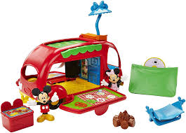 Mickey Mouse Bathroom Set Amazon by Amazon Com Fisher Price Disney Mickey Mouse Clubhouse Cruisin