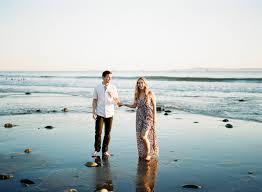 100 Santa Barbara Butterfly Beach Meredith Steves Engagement