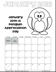 Impressive Printable Page Coloring Pages Holiday Free Winter For Adults January Preschool
