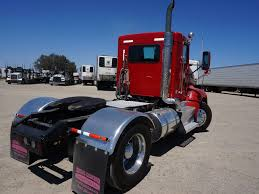 2013 KENWORTH T660 SINGLE AXLE DAYCAB FOR SALE #9952