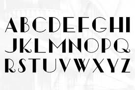 deco typography history 40 remarkable deco designs resources inspirationfeed