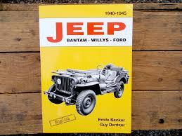 100 Willys Truck Parts Augum Emile Becker ENGLISH Jeep BantamFord