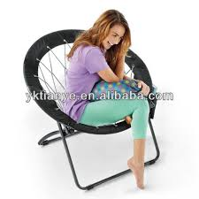 Bunjo Bungee Lounge Chair by Bunjo Bungee Camping Folding Portable Hiking Seating Seat Lounge