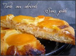 tarte sucree sans pate tarte aux abricots sans pâte péchés mignons