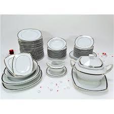 service de table et dessert vaisselle en porcelaine de bavière 12