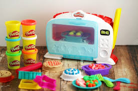 Play Doh Kitchen Creations Magical Oven Frugal Mom Eh