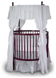 Round Bassinet Bedding by Round Crib Furniture Sets Creative Ideas Of Baby Cribs