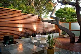 via houzz garden fencing screens walls fence