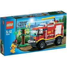 LEGO® City 4208 4x4 Fire Truck From Conrad.com Airport Fire Station Remake Legocom City Lego Truck Itructions 60061 60107 Ladder At Hobby Warehouse 2500 Hamleys For Toys And Games Brickset Set Guide Database Lego 7208 Speed Build Youtube Pickup Caravan 60182 Toy Mighty Ape Nz Brigade Kids City Fire Station 60004 7239 In Llangennech Cmarthenshire Gumtree Ideas Product Specialist Unimog Boat 60005