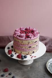 Naked Cake Skogsbar