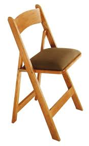 Stakmore Folding Chairs Fruitwood by Kestell Furniture Oak Folding Chair U0026 Reviews Wayfair