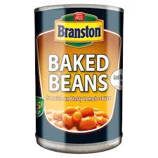 Branston Baked Beans In Tomato Sauce