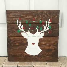 Space Painting Pallets And Corner Pallet Ideas Christmas Tree To Save