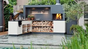freiluftküche die modulare outdoor küche hinterhof