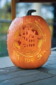 Pumpkin Patterns To Carve by 33 Halloween Pumpkin Carving Ideas Southern Living