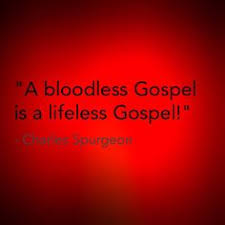 Without Shedding Of Blood Is No Remissionthe Jesus Christ His Son Cleanseth Us From All Sin