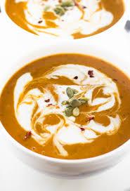 Pumpkin Butternut Squash Soup Vegan by Panera Copycat Vegan Butternut Squash Soup And The Kitchen