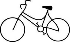 Bicycle Bike Clipart Black And White Free Images