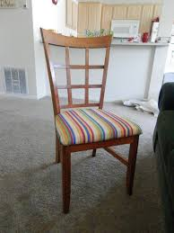 Sure Fit Dining Chair Slipcovers Uk by Furniture Colorful Stripped Slipcover On The Seat Combined With