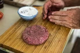 comment cuisiner un steak haché recette hamburger maison préparer le la viande et les