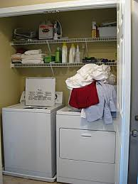 best laundry closet shelving laundry closet shelving ideas