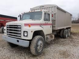 International Harvester S1800 Tandem Axle Grain Truck At Birkeys In ...