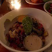 dragon bowl salad vegan menu 983 bushwick s living room brooklyn