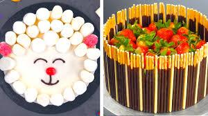 6x einfache kuchen deko kuchen dekorieren