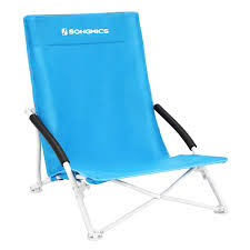 SONGMICS Foldable Beach Chair With Carry Bag, Portable Camping Chair With  Padded Armrests, Lightweight For Fishing, Garden, Camping, Comfortable,  Blue ... China Blue Stripes Steel Bpack Folding Beach Chair With Tranquility Portable Vibe Amazoncom Top_quality555 Black Fishing Camping Costway Seat Cup Holder Pnic Outdoor Bag Oversized Chairac22102 The Home Depot Double Camp And Removable Umbrella Cooler By Trademark Innovations Begrit Stool Carry Us 1899 30 Offtravel Folding Stool Oxfordiron For Camping Hiking Fishing Load Weight 90kgin 36 Images Low Foldable Dqs Ultralight Lweight Chairs Kids Women Men 13 Of Best You Can Get On Amazon Awesome With Carrying