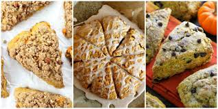 Pumpkin White Chocolate Chip Scones by 11 Easy Pumpkin Scone Recipes How To Make Healthy Pumpkin Scones