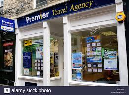 Premier Travel Agency Rose Crescent Cambridge England UK