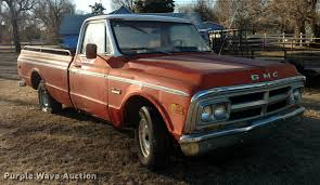 100 1969 Gmc Truck For Sale GMC 1500 Custom Pickup Truck Item DC0865 SOLD Marc