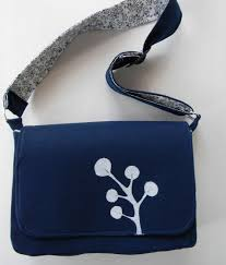 the story of the messenger bag a happy stitch