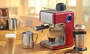 Cooks Professional Italian Espresso Coffee Machine