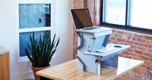 Diy Standing Desk Riser by Meet Spark The 25