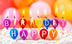 Fascinating Happy Birthday Wish Concept