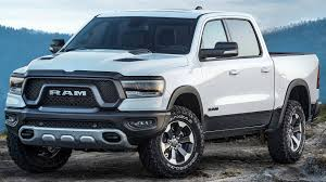 100 Ram Truck 1500 2019 Rebel 12 Arrives With Better Tech For Rugged