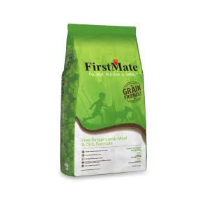 FirstMate Grain Friendly Dry Dog Food Lamb & Oats 25 lb Bag