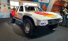 100 Toyota Concept Truck See The Ironman Stewart Trophy Concept At SEMA