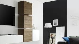 meuble mural chambre petit rangement suspendu linery avec porte battante mobilier moss