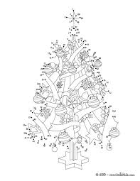 Christmas Tree Coloring Books by Christmas Tree Coloring Pages Hellokids Com