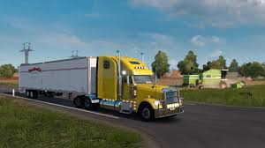 How Long ATS Trailers Will Be? And More Images! - American Truck ... Train Trailer Ntrailer Twitter Trucking Dry Bulk Pneumatic Trucks Trailers Pinterest Wilson Grain Trailers V110 Modailt Farming Simulatoreuro Volvos New Semi Now Have More Autonomous Features And Apple Peterbilt Custom 389 Trucks Rigs Sneak Peek At New Custom Band Semi Youtube Pin By Jeremy Jarvis On Tractor Dump Joel Heaton Volvo Cars Scs Softwares Blog Doubles Boeing Dualdriver Ucktrailer Combination Heavy Haul Making More Efficient Isnt Actually Hard To Do Wired Truck Equip Inc