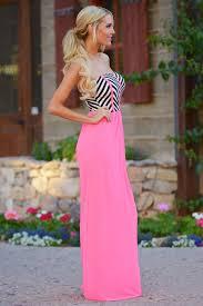 2015 women pink maxi dress casual style sleeveless strapless