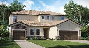 The Oxford New Home Plan in Bonita National Manor Homes by Lennar