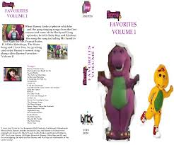 Barney Favorites Volume 1 | Scratchpad | FANDOM Powered By Wikia Barney The Backyard Gang Custom Intro Youtube And The Introwaiting For Santa In Concert Original Version Three Wishes Everyone Is Special Jason Theme Song Gopacom Whatsoever Critic Video Review Marvelous And Rock With Part 10 Auditioning Promo Big Show Songs Download Free Mp3 Downloads