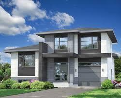 100 Contemporary House Photos Plan 80779PM SplitLevel Plan