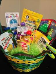 Easter Basket For 1 Year Old Boy